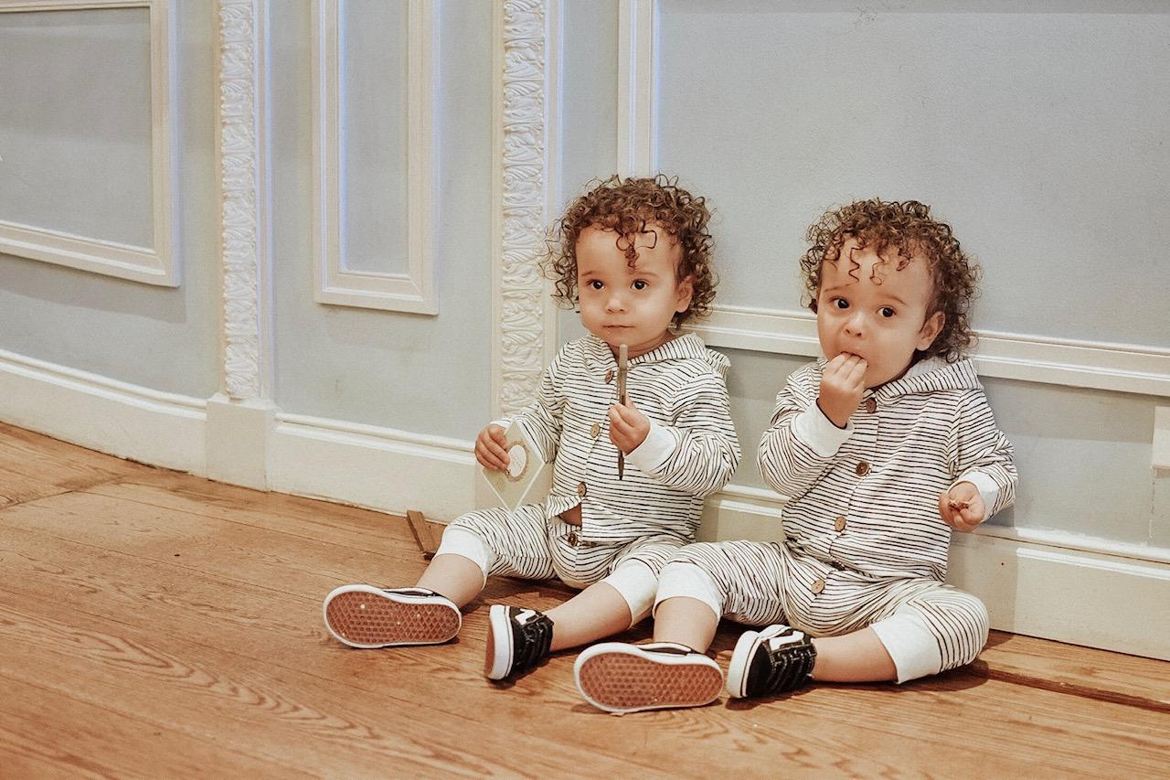 Persephone Maglaya's twins